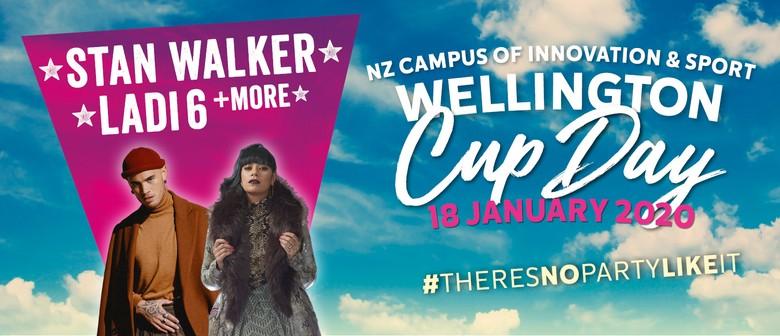 NZCIS Wellington Cup Festival Zone