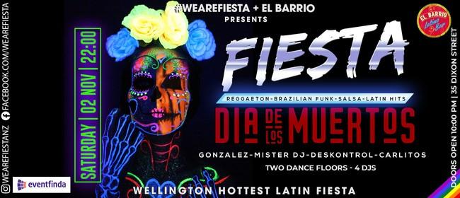 Latin Party - Dia de los Muertos