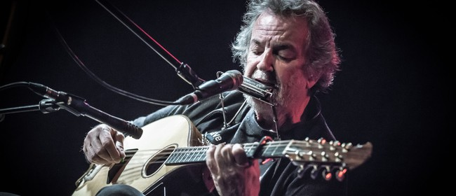 Andy Irvine - Palmerston North