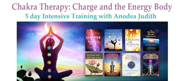 Chakra Therapy: 5 Day Training with Anodea Judith