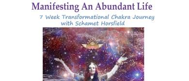 Manifesting An Abundant Life: Journey through the Chakras