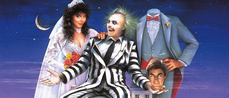 Halloween Outdoor Movie Night: Beetlejuice