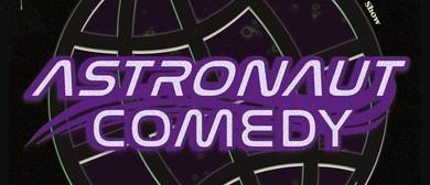 Astronaut Comedy Halloween Special