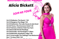 Image for event: Australian Psychic Medium Alicia Bickett
