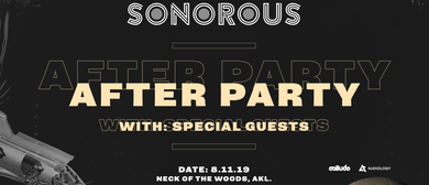 Sonorous: Afterparty
