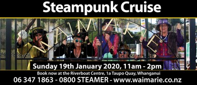 Steampunk Cruise