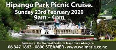 Hipango Park Picnic Cruise