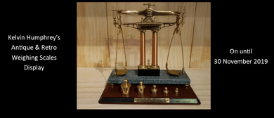 Weighing Scales Display