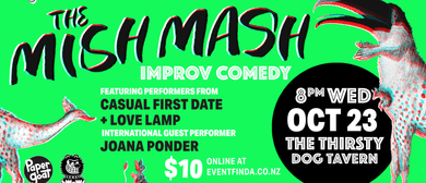 The Mish Mash Improv Comedy