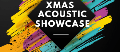 Xmas Acoustic Showcase