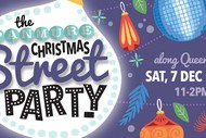 Image for event: The Panmure Christmas Street Party 2019