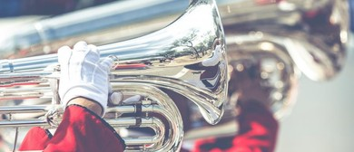 Christmas Music with the Cambridge Brass Quintet