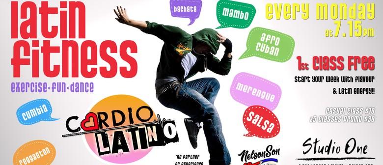 Cardio Latino - Latin Fitness Mondays