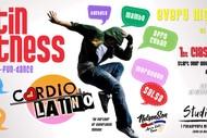 Image for event: Cardio Latino - Latin Fitness Mondays