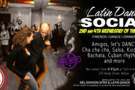 Image for event: Nelson Latin Dance Social
