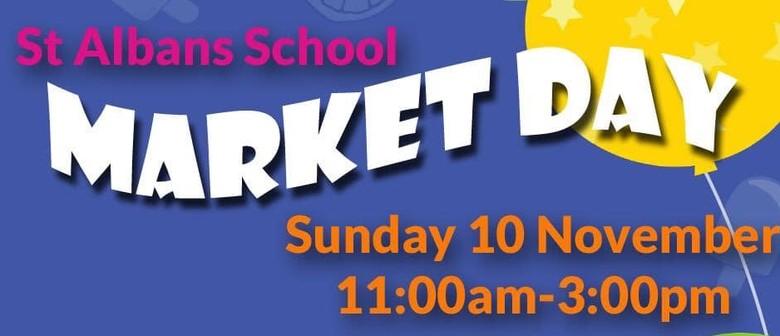 St Albans School Market Day 2019