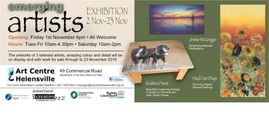 Emerging Artist Exhibition