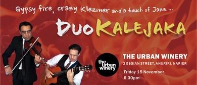 Happy Hour with Duo Kalejaka