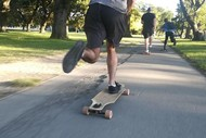 Image for event: Hagley Park Push