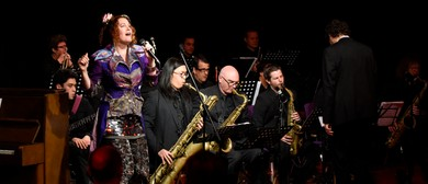 CJC: Auckland Jazz Orchestra with Caitlin Smith
