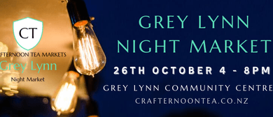 Grey Lynn Night Market