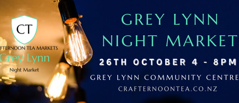 Grey Lynn Night Market