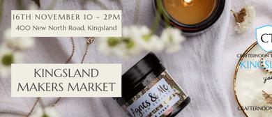 Makers Market - Kingsland