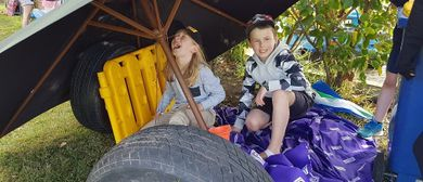 Junky Monkeys - Pop-up Adventure Playground