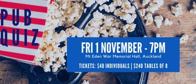 NZWG 2nd Annual Pub Quiz Fundraiser
