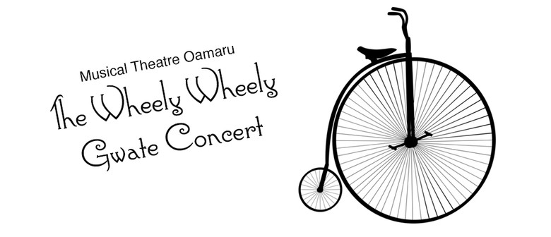The Wheely Wheely Gwate Concert: CANCELLED
