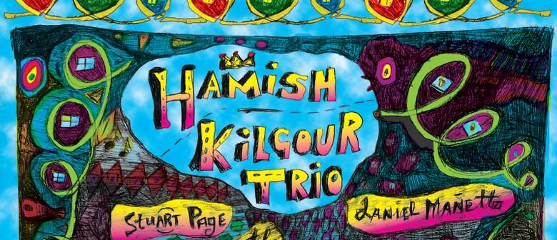 Hamish Kilgour Finklestein Album Release Tour