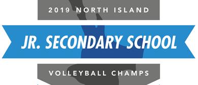 North Island Junior Secondary School Volleyball Championship