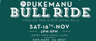 The Pukemanu Bull Ride