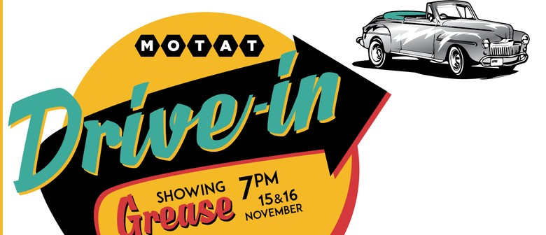 MOTAT Drive-In Movies: Grease