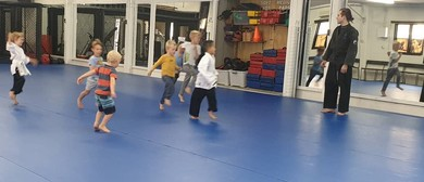 Kids Martial Arts – 3–6 Years Old