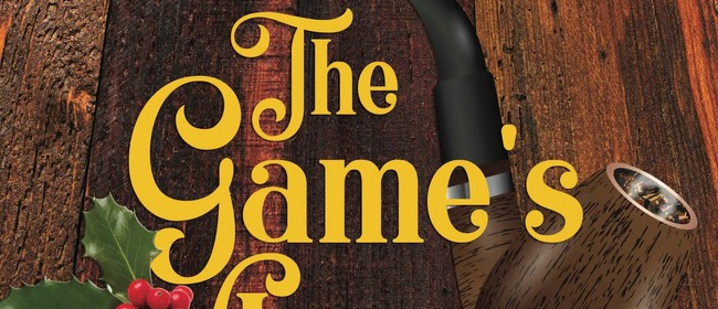 Ken Ludwig's Comedy The Game's Afoot