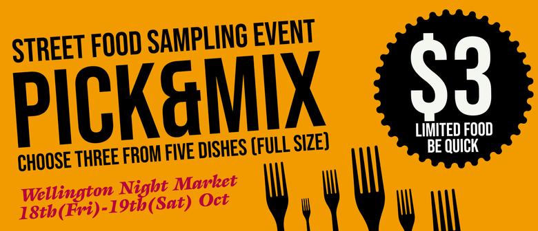 Pick & Mix – Food Sampling Event