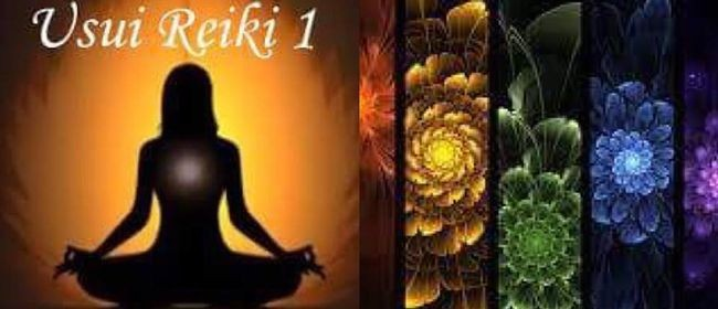 Reiki Usui – Level 1 Workshop & Attunement