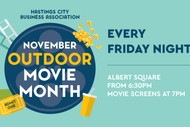 Outdoor Movie Month