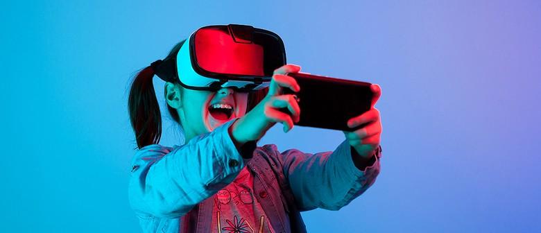 Virtual Kids with Summer Scene