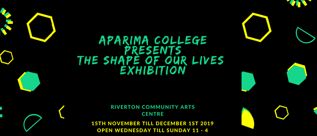 The Shape of Our Lives Art Exhibition