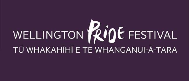 Wellington Pride Festival - Tū Whakahīhī e Te Whanganui-ā-Ta