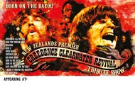 Image for event: The CCR Tribute Show Born On the Bayou