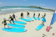 Image for event: Kids Surf 3 Day Holiday Programs