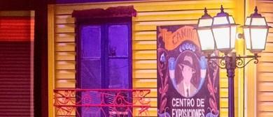 Down Argentine Way - Tango Milonga - ADF20