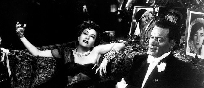 Auckland Film Society Fundraiser – Sunset Boulevard