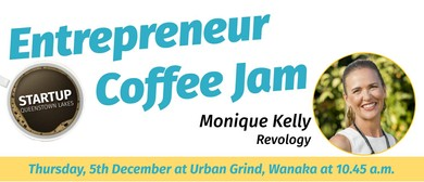 Entrepreneur Coffee Jam Featuring Revology