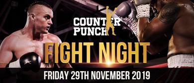 Counterpunch Fight <em>Night</em>