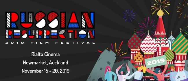 Russian Resurrection Film Festival 2019