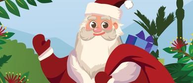 Meet Santa at WestCity Waitakere